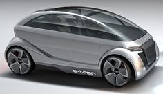 Audi A 2.0 e-tron nuevo concept car eléctrico para jóvenes