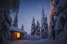 Soğuğu Sevmeyenlerin Bile Gidip Görmek İsteyeceği Finlandiya'nın En Kuzey Bölgesi Lapland