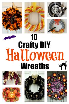 10 Crafty DIY Hallow