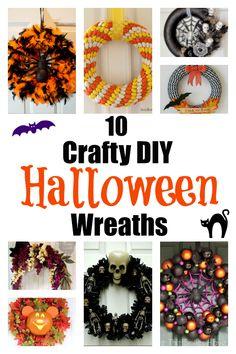 10 Crafty DIY Hallow