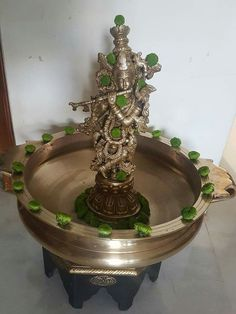 Rangoli Designs Flower, Flower Rangoli, Diwali Decorations At Home, Flower Decorations, House Decorations, Hygge Home Interiors, Bubble House, Silver Pooja Items, Meditation Room Decor
