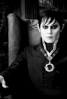 Johnny Depp, Dark Shadows HALLOWEEN COSTUME IDEA FOR MAX.