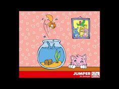 Kinderliedjes Jumper De diersuper - Kinderliedje Visje, visje in het water