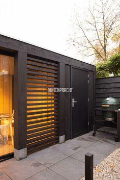 4 Garden Bar, Home And Garden, Backyard Storage Sheds, Terrace Design, Shed Design, Outdoor Living, Outdoor Decor, Easy Home Decor, New Homes