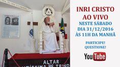 INRI CRISTO AO VIVO NESTE SÁBADO 31/12/2016 Vivo
