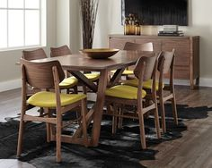 Clive 7 Piece Dining Set