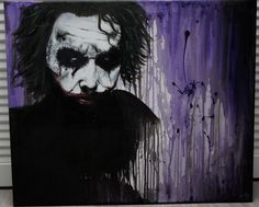 #Joker #heathledger #batman #thedarkknight #thejoker #whysoserious