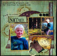 Our Wonderful Nature - Scrapbook.com