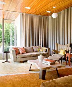 modern interiors,mid century,mcm