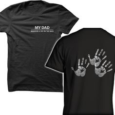 Would be cute with kids' handprints
