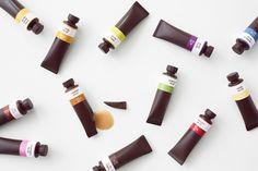 #food #foodart #foodporn Шоколадные конфеты в виде тюбиков с краской, вместо краски - разноцветные начинки с уникальным вкусом http://www.novate.ru/blogs/281113/24682/