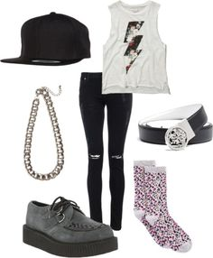 """Outfit inspired by: GDxTaeyang in """"Good Boy"""" MV"""
