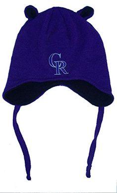 2485e169e Colorado Rockies Abomination Knit Hats Sombreros De Punto