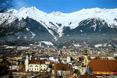 Innsbruck, Austria. Someday I will come back and live here.
