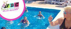 Songül Junge - ZUMBA Fitness Ibiza, Hip Hop, Dance Camp, Zumba Fitness, Trainer, Camping, Outdoor, Teaching, Guys