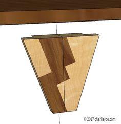 TDS   The Design Service   New Art Deco Skyscraper Style Marquetry Wood  Veneered Cabinet Cupboard Furniture Door Handles | Art Deco Handles U0026  Ironmongery ...