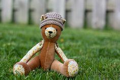 Little brown bear by Fig & Me, via Flickr