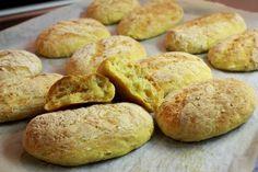 Gluteenitonta leivontaa: Gluteenittomat porkkanasämpylät