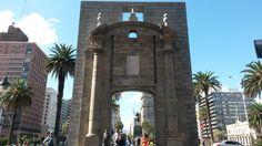 Puerta de la ciudadela - Montevideo