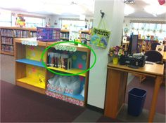 Flipped Library : Ruth Borchardt Elementary Library