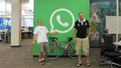 Who has developed whatsapp application , developer of whatsapp , WhatsApp lets you send texts for free , Brian Acton and Jan Koum , WhatsApp was founded in 2009 Send Text, Free Text, Wall Street Journal, Iphone, Google Images, Mad Men, Turning, Hate, Tecnologia