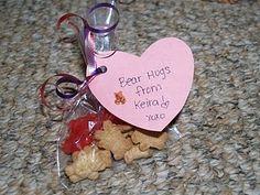 Kids Valentine's Day Ideas #food