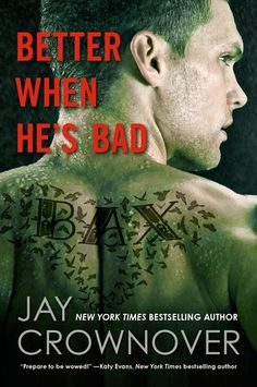 Audiobook #REVIEW: Better When He's Bad @JayCrownover
