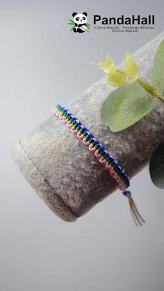 bracelet crafts how to make bracelet crafts - bracelet crafts how to make - bracelet crafts beads - bracelet crafts for kids - bracelet crafts videos - bracelet crafts diy - bracelet crafts for men - bracelet crafts simple Diy Bracelets Video, Thread Bracelets, Braided Bracelets, Handmade Bracelets, Diy Crafts Jewelry, Bracelet Crafts, Bead Crafts, Macrame Bracelet Patterns, Diy Friendship Bracelets Patterns
