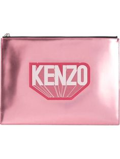 Comprar Kenzo 'Kenzo' clutch en Stefania Mode from the world's best independent boutiques at farfetch.com. Over 1500 brands from 300 boutiques in one website.