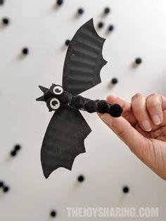 Bat Craft. Credits: thejoysharing.com