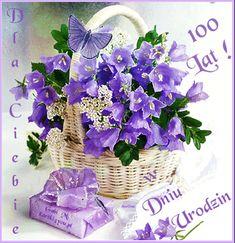 Wicker Baskets, Glass Vase, Happy Birthday, Happy Brithday, Urari La Multi Ani, Happy Birthday Funny, Woven Baskets, Happy Birth