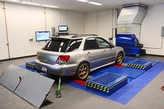 2005 Subaru WRX on Maha dyno for some tuning!