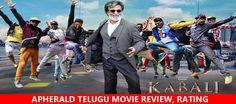 Kabali Telugu Movie Review, Rating