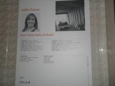 Home Theater. Designer de interiores Adélia Estevez.