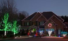 Top 23 Outdoor Christmas Lighting Ideas Illuminate The Holiday Spirit ~ Idees And Solutions