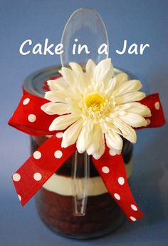 I love this!  You can even use cake mix and frosting found in the dollar store!