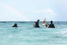Alessandra Ambrosio for Victoria's Secret Swim 2015 in Puerto Rico January 2015 #somethingbigiscoming VS Swim Special