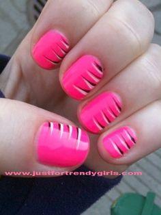 Tiger Nails.
