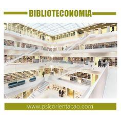 BIBLIOTECONOMIA – Classificação, organização, conservação, divulgação de bibliotecas e centros de documentação.       Atuação: Análise da informação, gestão/serviços de informação, consultoria e coordenação, ensino, gestão do conhecimento, normatização