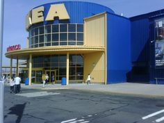 Doesn't matter which Ikea it is. I go here for retail therapy and meatballs. Retail Therapy, Ikea, In This Moment, Spaces, Mansions, House Styles, Home Decor, Decoration Home, Ikea Co
