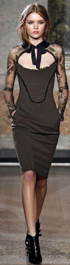 MILAN  Fall/Winter 11.12 Ready-To-Wear     EMILIO PUCCI