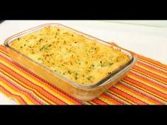 Torta de Arroz - Receita de família - YouTube