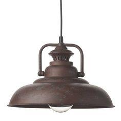 Φωτιστικό Οροφής Vintage KS184331R Rust Keep The Lights On, Decorative Bells, Rust, Ceiling Lights, Lighting, Pendant, Vintage, Home Decor, Products