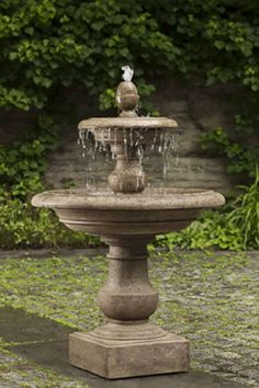 caterina fountain click image to close outdoor water