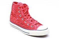 All Star Hi Crochet Damen Mod. 552998C Mis. 36 - http://on-line-kaufen.de/converse/36-eu-converse-chuck-taylor-speciality-hi-damen