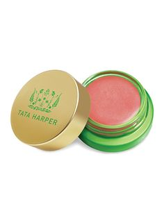 Tata Harper Volumizing Lip & Cheek Tint .15 oz. - Very Charming. The perfect petal pink. Delivers the perfect pop of color and a plump, youthful look to lips and cheeks. Buying directly from Tata Harper ensures the freshest, always guaranteed authentic product. Please check the seller before you purchase your product.
