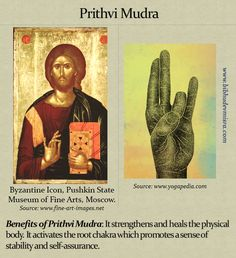 Myths, Symbols and Mysteries: Yoga Mudras in Orthodox Christian Art: Does it indicate a Hindu-Buddhist Influence? You are in the right place about Theology tattoos Here we offer you the most beautiful Religious Studies, Religious Icons, Hand Mudras, Les Religions, Chakra Meditation, Chakra Healing, Kundalini Yoga, Byzantine Icons, Pranayama