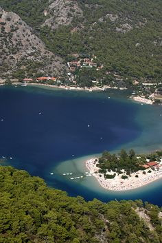 Ölüdeniz Somewhere In Time, Prayer Times, Turkey Travel, Dream Vacations, Istanbul, Beautiful Places, River, World, City