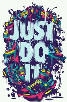 'just do it ' Poster by fatmamohamed – Graffiti World Nike Wallpaper Iphone, Cool Wallpaper, Graffiti Wallpaper Iphone, Mobile Wallpaper, Wallpaper Bonitos, Sneakers Wallpaper, Dope Wallpapers, Just Do It Wallpapers, Hypebeast Wallpaper