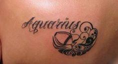 Tribal Aquarius Tattoo | aquarius – Tattoo Picture at CheckoutMyInk.com